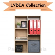 PAMICA SV6500 Lydia 5 Compartment Shelf (Pine)
