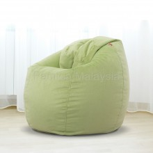 PAMICA 3SC-08P Ohio Large Bean Bag Chair 2.5kg (Green)
